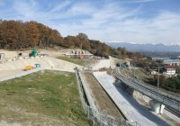 Monitoring works for the 2014 Sochi Winter Olympic Games - Russia
