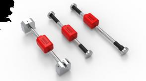 Barrette estensimetriche e termometri
