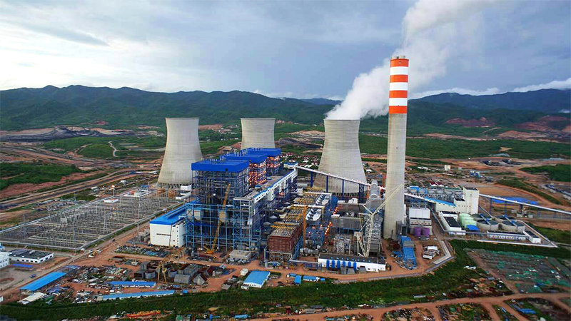 Hongsa Mine Mouth Power Project and Nam Louk Dam (Centrale elettrica a lignite)