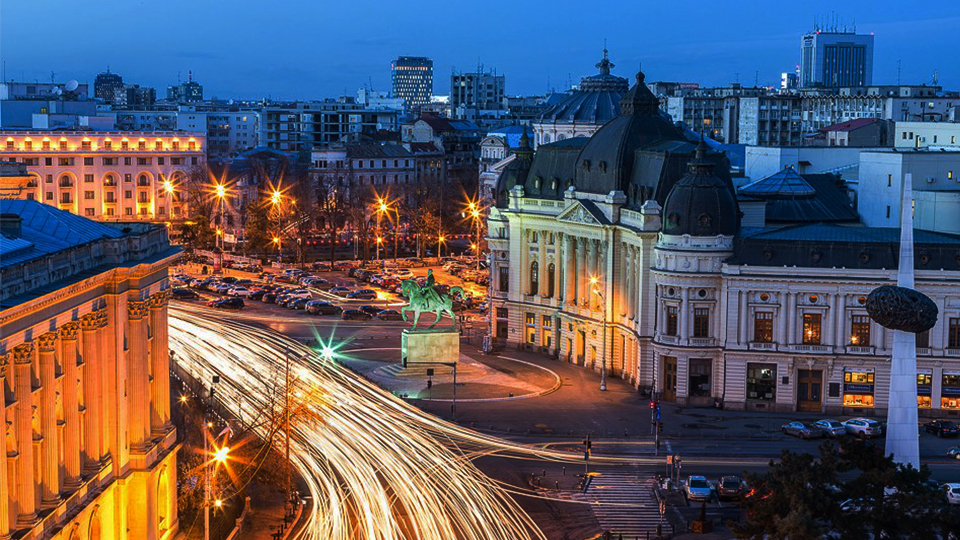 Center for Monitoring of impact of infrastructures on environment, Bucharest - Romania
