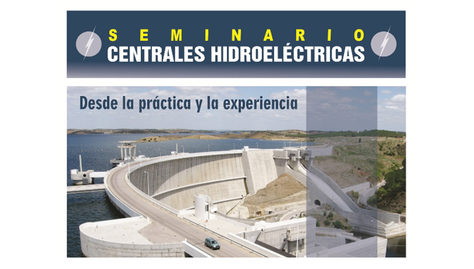 "SISGEO Latinoamérica is going to participate to the ""III Seminar on Hydroelectric Power Plants"""