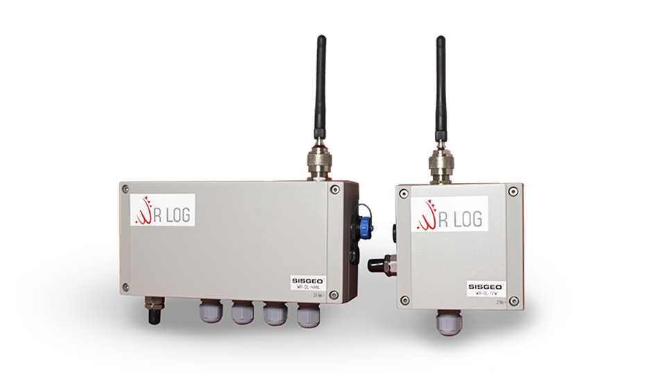 WR LOG Wireless Datalogging System
