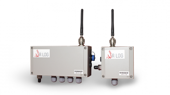 WR LOG wireless dataloggers