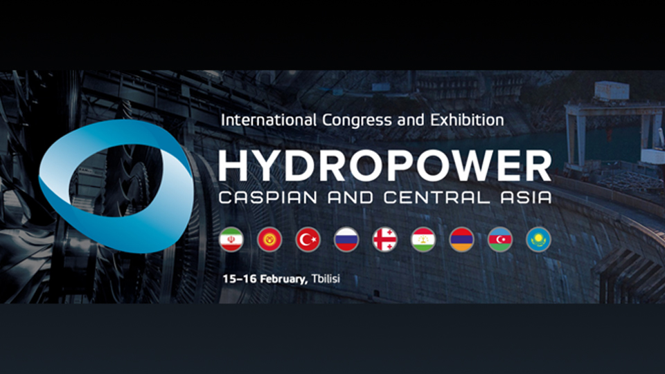 International Congress and Exhibition Hydropower Caspian and Central Asia