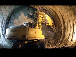 Tunnel monitoring - chapter 1 - Philosofy, entrance, cross sections and excavation face