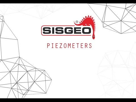 What is a piezometer, how it works, available technologies and models