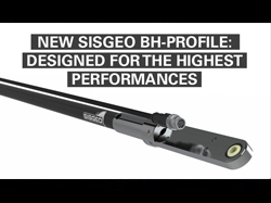 The new Sisgeo BH-Profile: designed for the highest performances