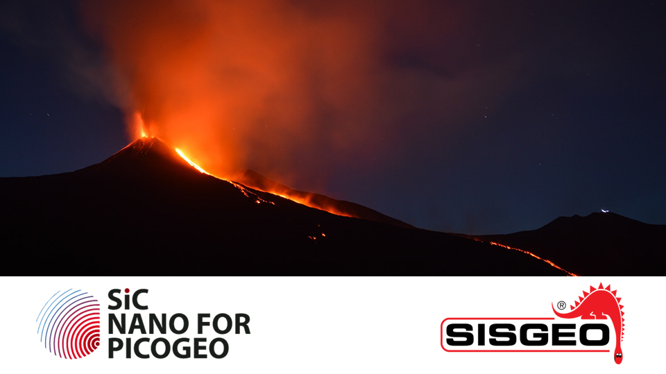Sisgeo is honoured to be part of SiC NANO for Picogeo, a European project to improve volcano-seismic monitoring