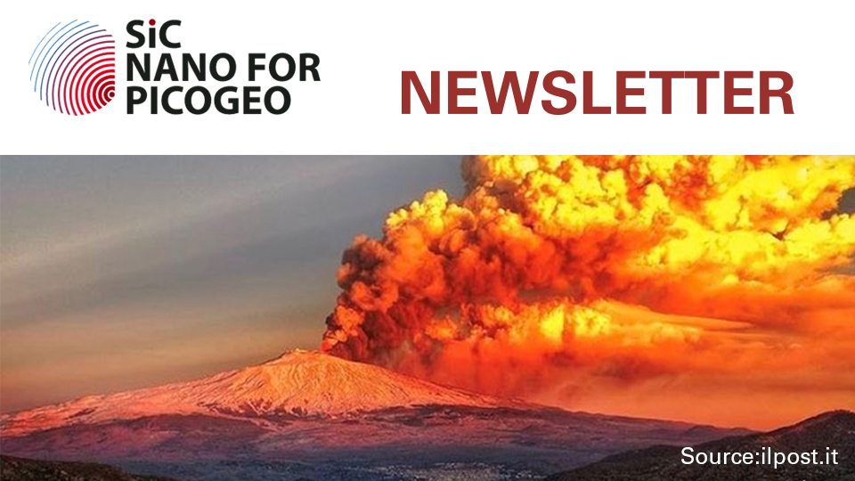 Subscribe to Picogeo newsletter