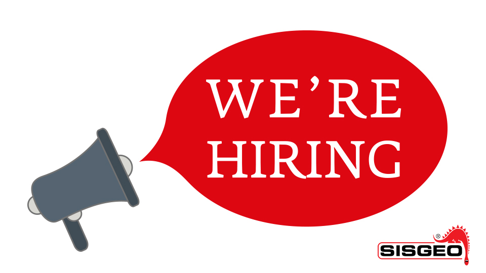 We're hiring - Open position: Sales Engineer