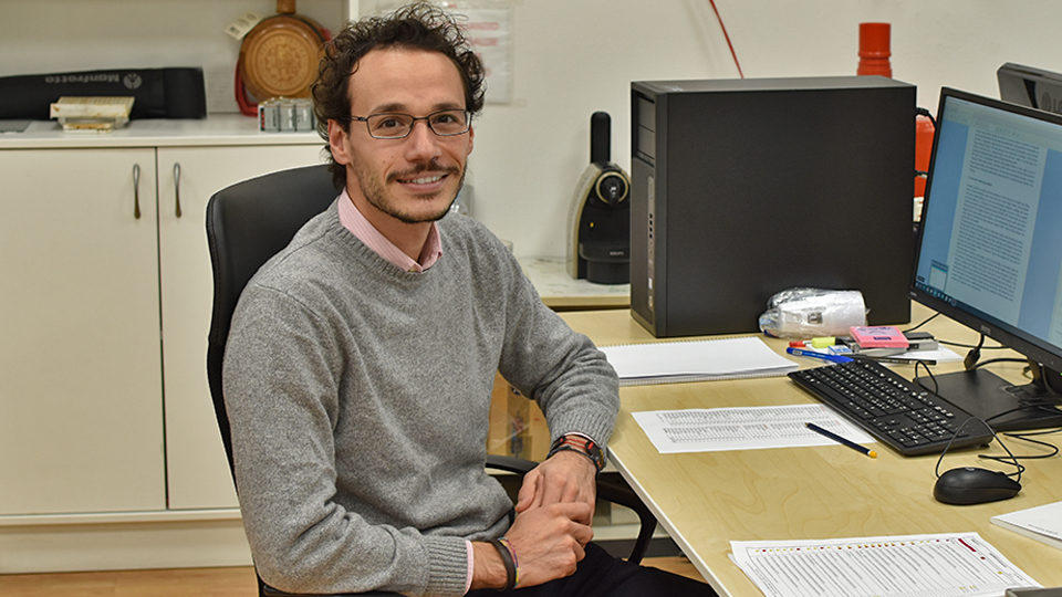 Sisgeo welcomes Stefano Dellea, new employee for R&D department