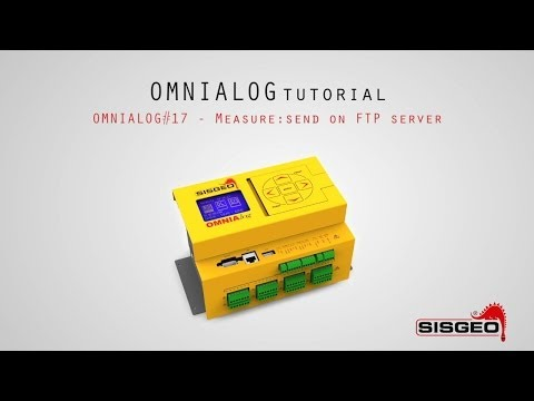 OMNIAlog#17 - Measure send on FTP server